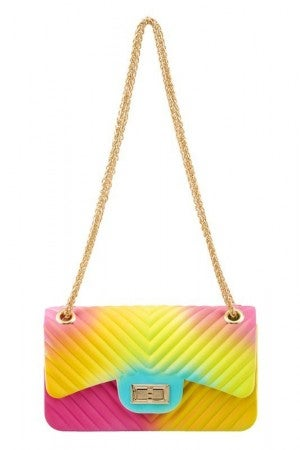 Touch The Rainbow Crossbody