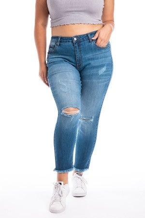 Sandy Skinny Jeans