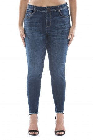 Portland Cropped Skinny Jeans