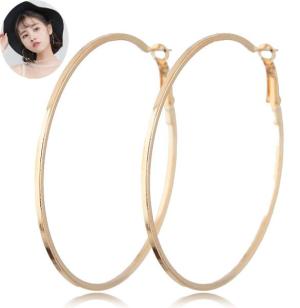 Gold Understated Beauty Earrings