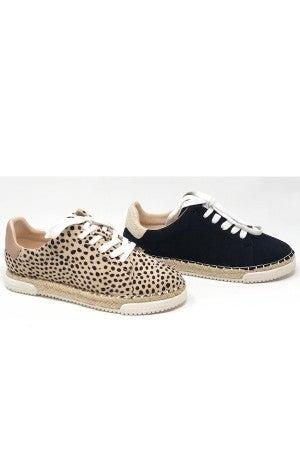 Lucia Cheetah Sneakers