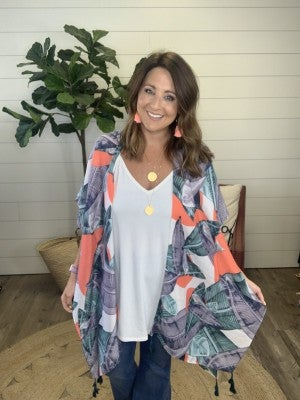 Valencia Kimono