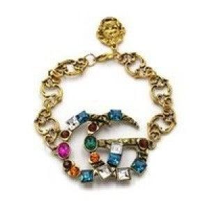 Retro Style Double G Bracelet