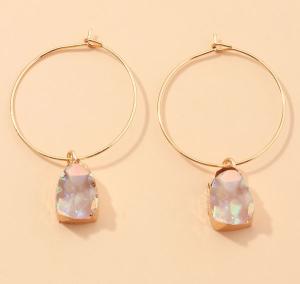 Blush High Hopes Earrings