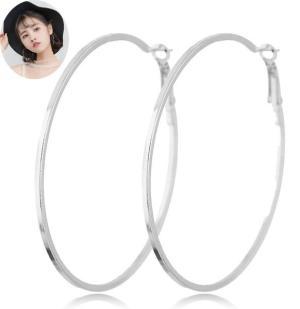 Silver Understated Beauty Earrings