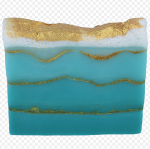 Golden Sands Soap Slice