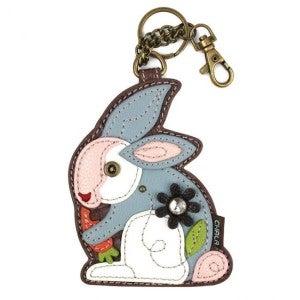 Chala - Rabbit - Key Fob/Coin Purse