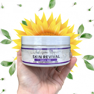 8oz Skin Revival Probiotic - Purple Haze