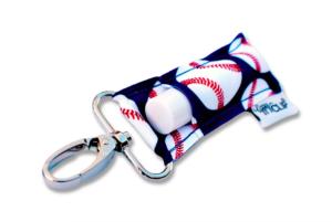 LippyClip | Baseballs with Navy