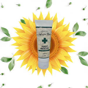 4oz Foot Rescue with Arnica