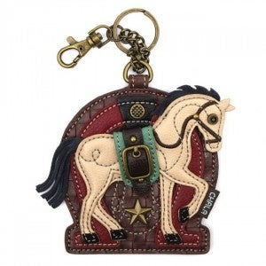 Chala - Horse - Key Fob/Coin Purse