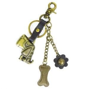 Chala Toffy Dog - Charming Key Chain