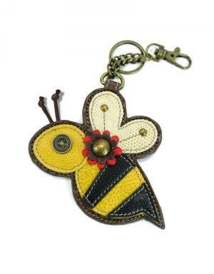 Chala - Bee - Key Fob/Coin Purse