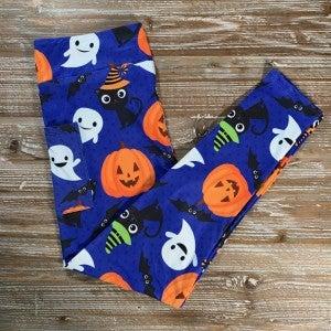 Adult Cute Halloween Leggings