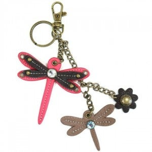 Chala Dragonfly -  Mini Keychain