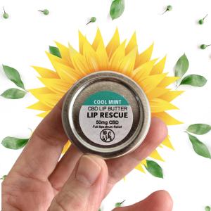 (C~B~D) Lip Rescue  + 50MG