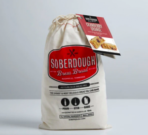 Soberdough | Cranberry Orange