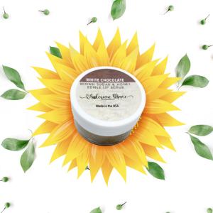 Sugar and Honey Edible Lip Scrub - White Chocolate