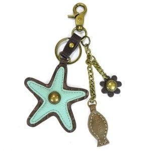 Chala Starfish - Charming Key Chain