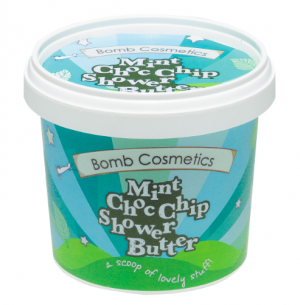 Mint Choc Chip Cleansing Shower Butter