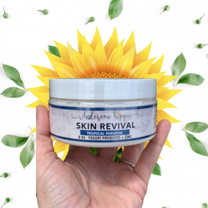 8oz Skin Revival Probiotic - Tropical Paradise