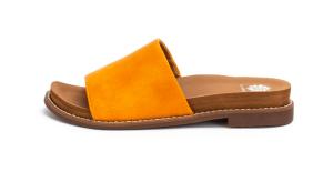 Yellow Box Kalo -  Marigold Slide Sandals