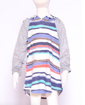 Youth Striped Hoodie (Mommy & Me Set)
