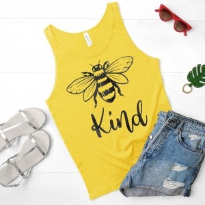 Bee Kind Graphic Tank