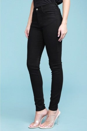 Judy Blue Black Skinny Jeans