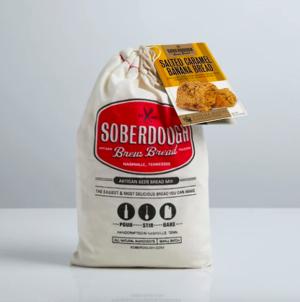 Soberdough | Salted Carmel Banana
