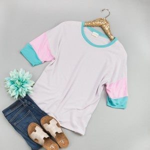 80's Love Top *all sales final*