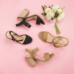 Summer Strap Sandal