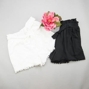 Pom Pom Detailed Shorts