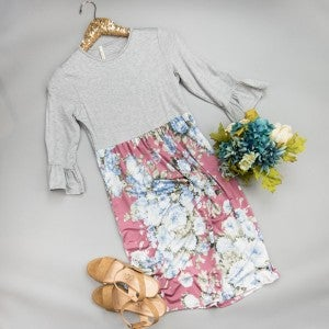 Blossom Spring Dress