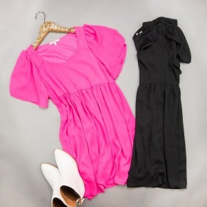 Simple Elegant Dress *all sales final*