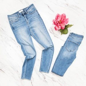 Vervet Light Denim