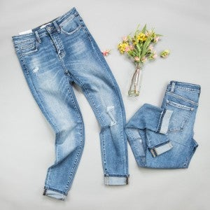 Midtown Girl Denim