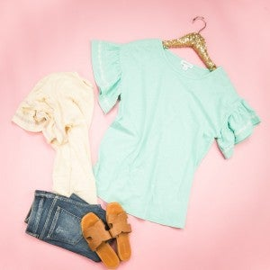 Sweet Spring Blouse