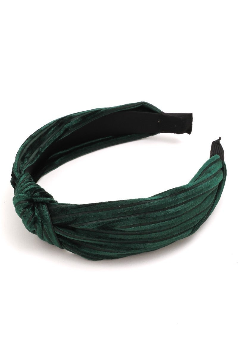 Hunter Knotted Headband
