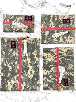 Pink Label Warrior Makeup Junkie Bag (Multiple Sizes)