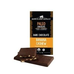 Paleo Dark Chocolate Bar (Multiple Flavors)