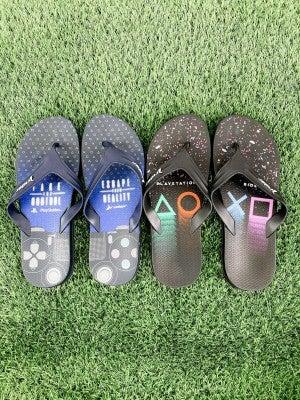 Playstation Mens Flip Flop Sandals (Multiple Colors)