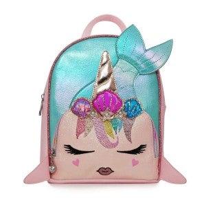Miss Gisel The Mermaid Mini Backpack