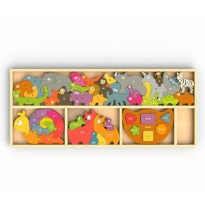 Barlowes Learning Puzzle Box