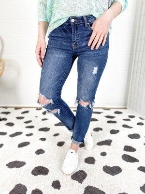 C'est Toi The Weekender Slim Fit Jeans