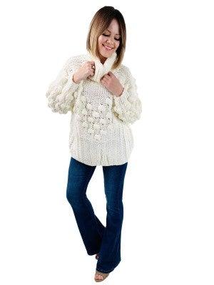 POL Handmade Turtleneck Sweater (Multiple Colors)
