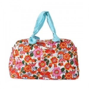 On The Grow Quilted Duffel Bag