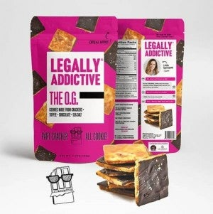 Legally Additive Cookies! BIG BAG!