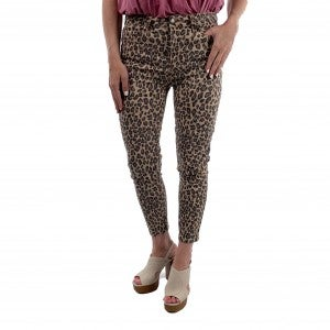 YMI Animal Print Pants MEOWWW!!
