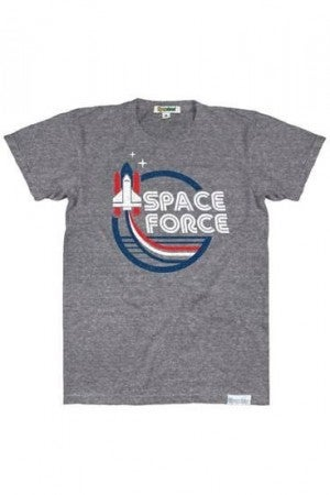 Mens Space Force Graphic Tee